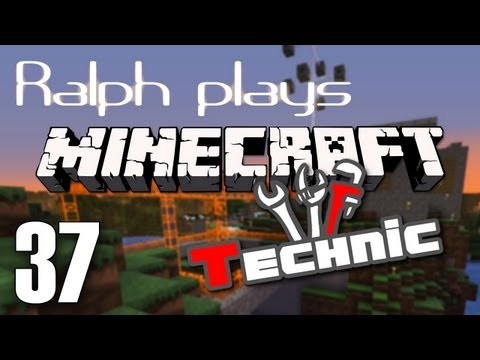 Minecraft: Research New Crafting Recipes (Mr. Technic ep37)