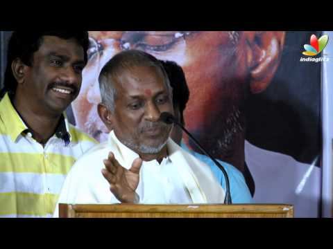 Ilayaraja Speech at Un Samayal Arayil Teaser Launch | Sneha...