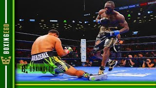 *LIVE EGO* DEONTAY WILDER MASSIVE STAR POWER ATTENTION WITH VIRAL KNOCKOUT OF BREAZEALE