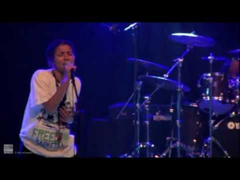 Nneka - Live at Afro-Pfingsten Festival 2011