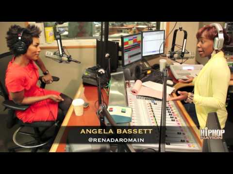 Angela Bassett Remembers Tina