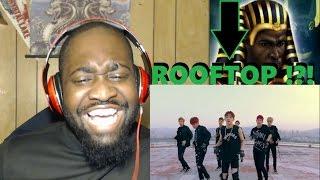 Special Clip MONSTAX HERO Rooftop Ver Reaction