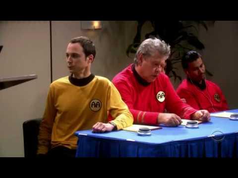 The Big Bang Theory / Теория Большого взрыва - Кубок Физики