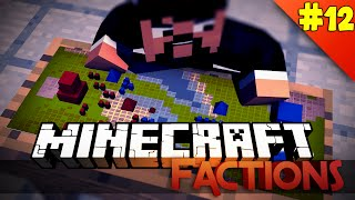 Minecraft Factions #12 - Defend The Castle!