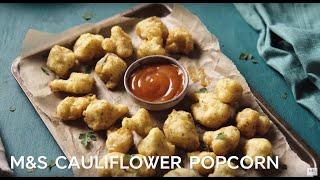 M&S | Plant Kitchen | Cauliflower Popcorn