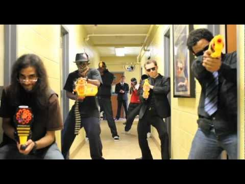 Nerf Gun Battle: The Corridor (Trailer)