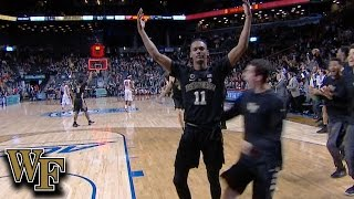 Shot Of The Year |Wake Forest