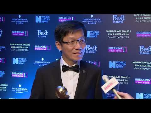 Steven Tang, general manager, Capri by Fraser, Changi City, Singapore