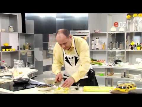 Слоеный пирог с тремя начинками рецепт от шеф-повара / Илья Лазерсон / русская кухня