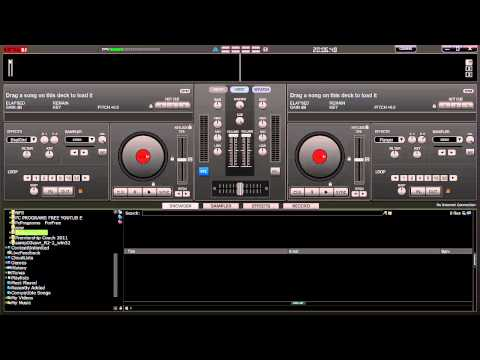 How to Download Virtual DJ With Skins)