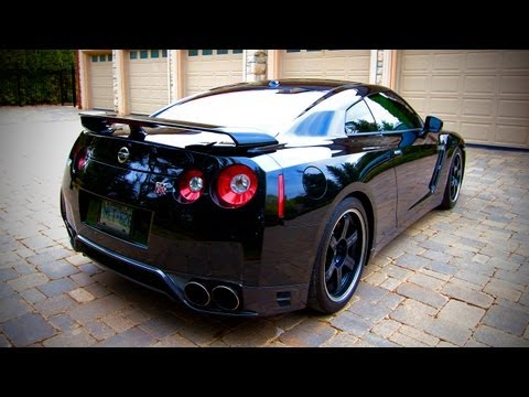 Nissan GTR 2012 Joyride (Nissan GTR Review) Music Videos