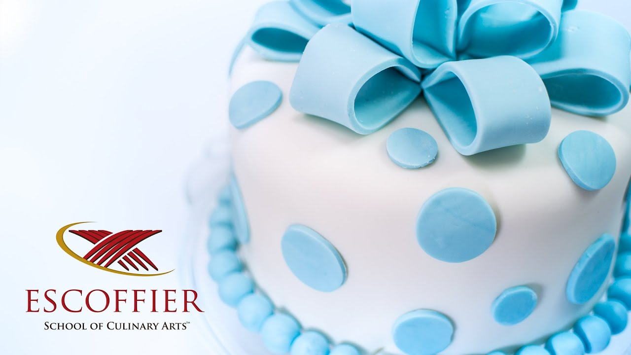 Fondant Cake Decorating Ideas For Beginners