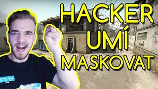 CS:GO -  HACKER TO UMÍ MASKOVAT? - OVERWATCH #27! | ARTIX