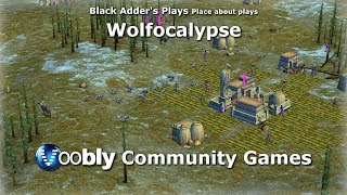 Wolfocalypse - Voobly Community Games - Age of Mythology: The Titans