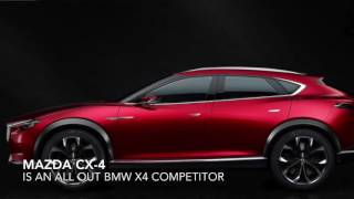 Documentary: Mazda is now a premium brand