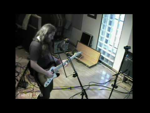 Strand Of Oaks - End In Flames - HearYa Live Sessions 8/20/09