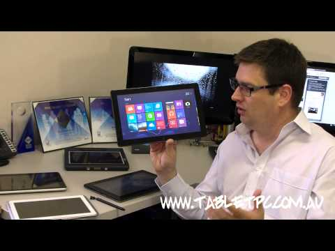 Windows 8 and Tablets - Why it will change the way you use your tablet!