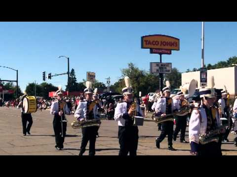 Eagle Grove High School Marching Band