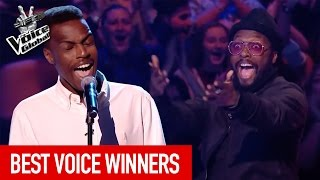 Download Lagu THE VOICE | BEST WINNERS from all around the world [PART 2] Gratis STAFABAND