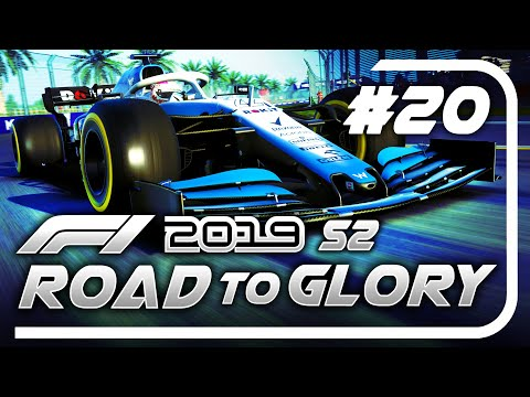 FIRST AERO UPGRADES OF THE SEASON! - F1 2019 Road to Glory Career - S2 Part 20