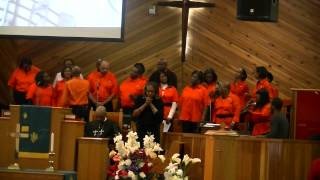 I Know Something About God's Grace GMWA National Mass Choir Evangelist Chapel AME Church Choir