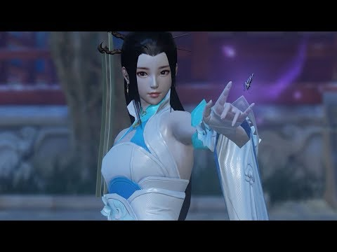 Legend of Chu Liuxiang Lvl 70 Dungeon Gameplay