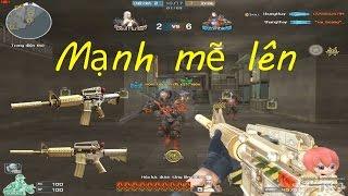 [ Bình Luận CF ] M4A1-S-NobleRose - Tiền Zombie v4