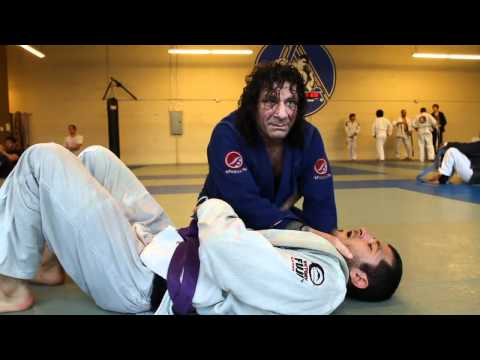 Kurt Osiander's Move of the Week - Choke from Side Control Image 1