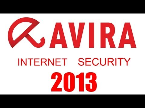 AVIRA INTERNET SECURITY 2013 EN ESPAÑOL   LICENCIA HASTA 2015