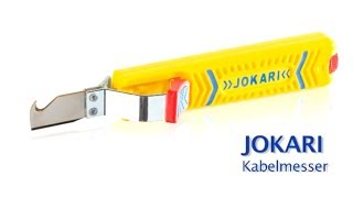 Jokari - Kabelmesser SECURA No. 28 H / Cable Knife SECURA No. 28 H
