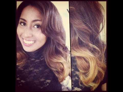 DIY Ombre Hair Tutorial (Part One)