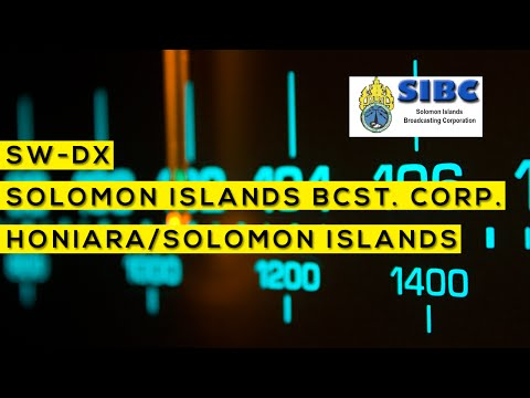 Solomon Islands Broadcasting Corporation - Honiara (Ilhas Salomão)
