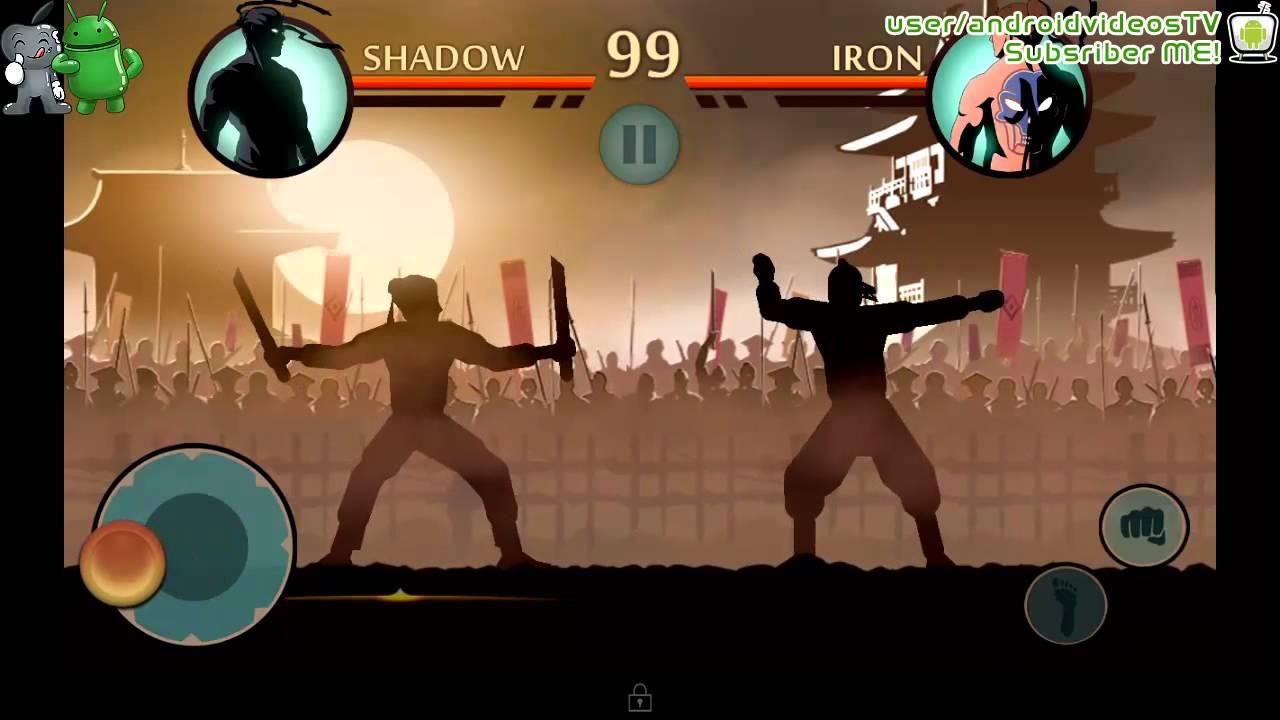 Скачать Shadow Fight 2 на Андроид бесплатно