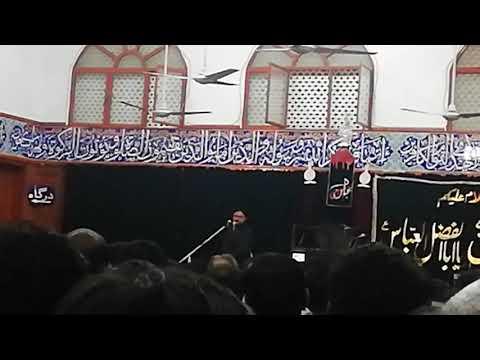 Shokat Raza Shokat New Poetry - Babul Ilm I-9 Islamabad