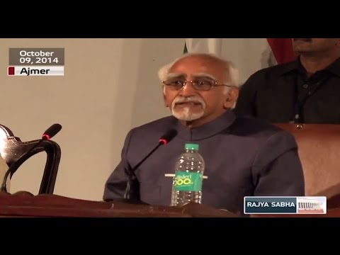 Shri M Hamid Ansari's interaction with students at Mayo College, Ajmer