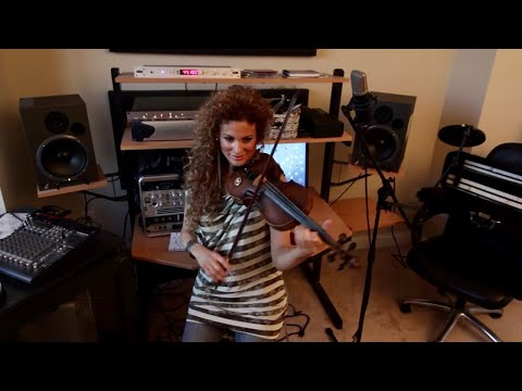 I Will Always Love You/ soulful violin tribute to Whitney Houston by Miri Ben-Ari