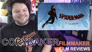 Spider-Man: Into the Spider-verse (Movie Review: Shameik Moore, Hailee Steinfeld, Mahershala Ali)