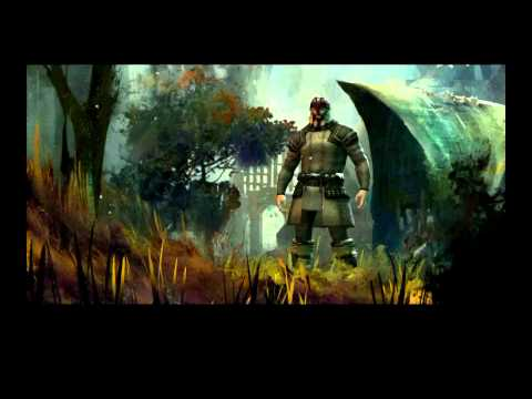 Guild Wars 2 Norn Warrior. Part 1