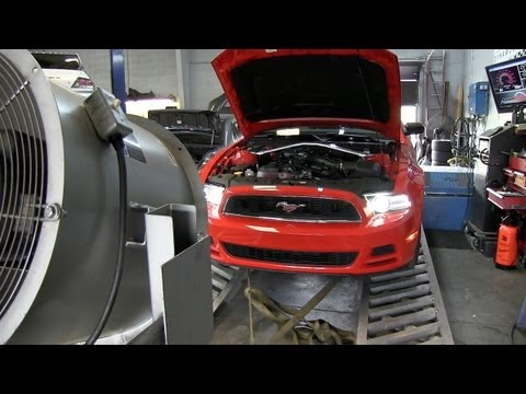 Ford Mustang GT 5.0--2012 Test Drive Video Review with Chris Moran