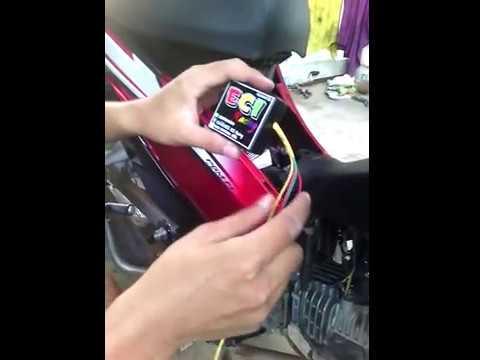 Review การติดตั้งกล่องยกหัวฉีด ECI Racing Wave 110i V 4