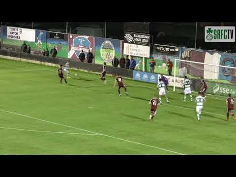 Aaron Greene goal v Galway United 06-09-19
