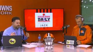 Bob Socci talks Josh McDaniels on Cleveland Browns Daily