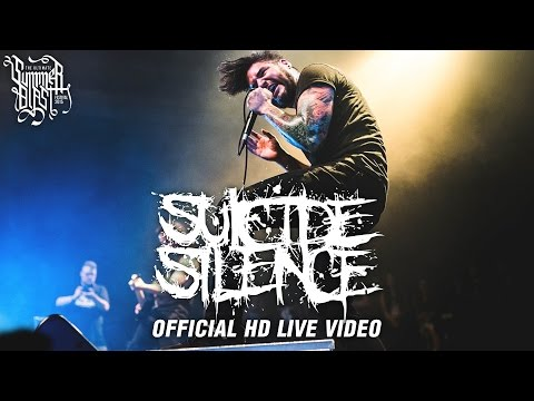 Suicide Silence - Summerblast 2015 (Official HD Live Video)