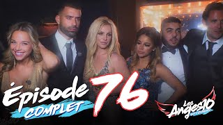 Les Anges 10 (Replay entier) - Episode 76 : Une minute 22 secondes …