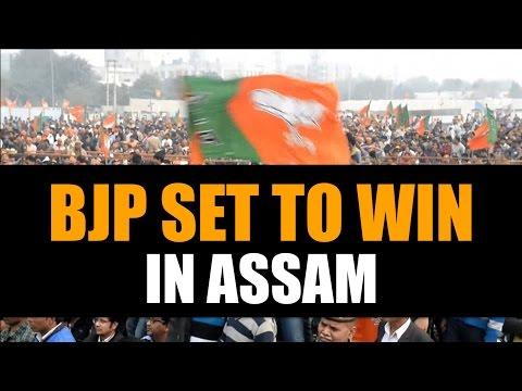 Exit polls reveal historic BJP win in Assam, setbacks for Congress
