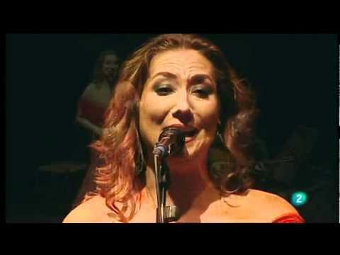 Marina Heredia - Gala Solidaria Flamenco por Lorca. Tangos de Graná