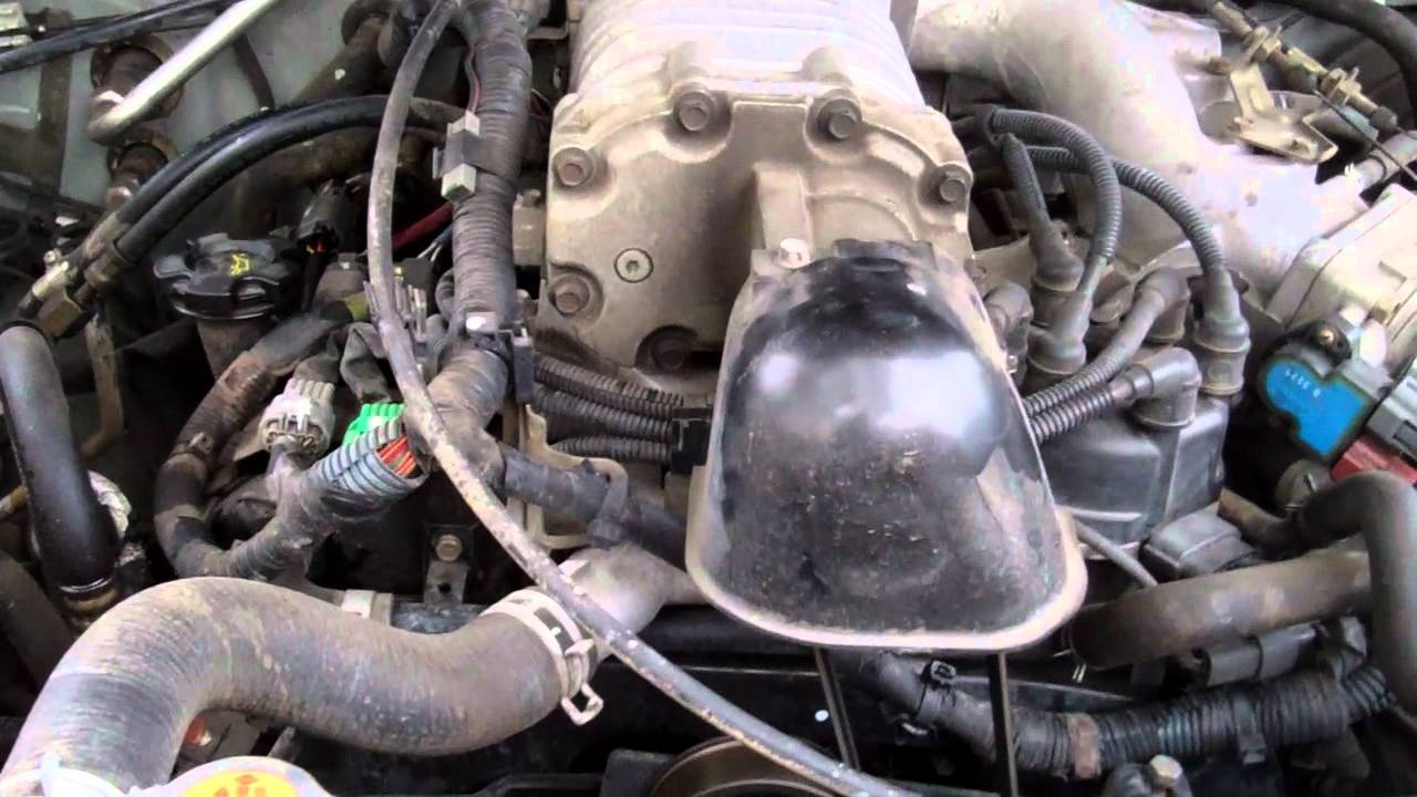 Whats Wrong With My Nissan Supercharger Youtube