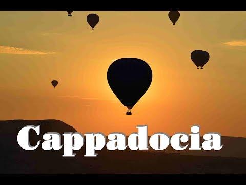 Turcja, Kapadocja - Lot Balonem - W Tle Deva Premal - Gayatri Mantra HD ; Turkey Cappadocia