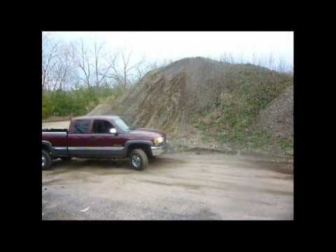 GMC vs Chevy Hill Climb 6.0 vs 6.5