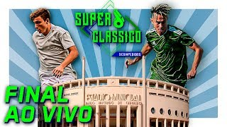A Final do Superclássico Desimpedidos ao vivo do Pacaembú!